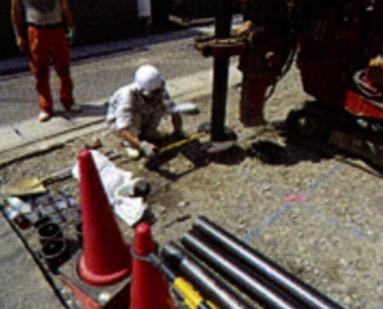 小口径鋼管杭イメージ図