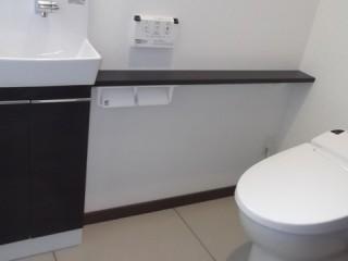 横手市H邸 トイレ