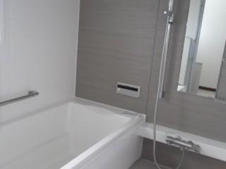 横手市H邸 バスルーム