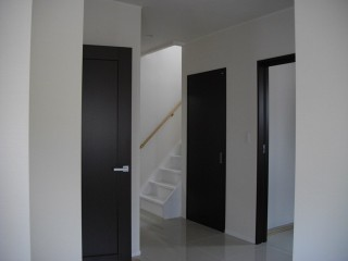 大仙市R邸 廊下
