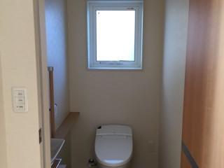 横手市K邸 トイレ