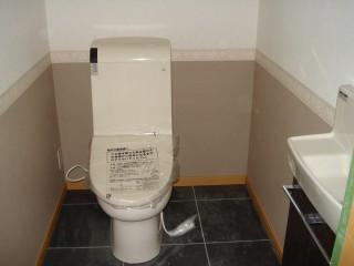 羽後町A邸トイレ