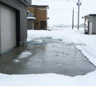 でんき融雪