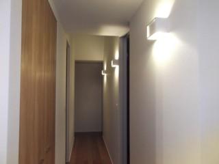 大仙市TZ邸 廊下