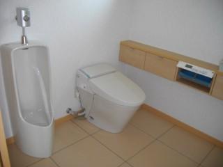 横手市FJ邸 トイレ