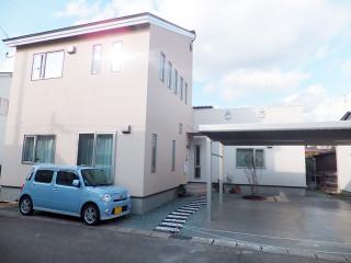 秋田市S邸 外観