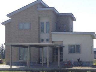 S邸 2階ベランダ