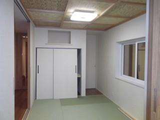 大仙市TZ邸 リビング