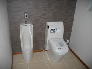 仙北市I邸 トイレ