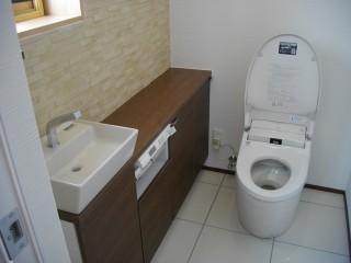 横手市SY邸 トイレ