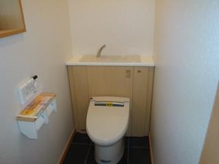 雄物川町SS邸 トイレ