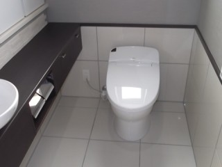 羽後町Y邸 トイレ