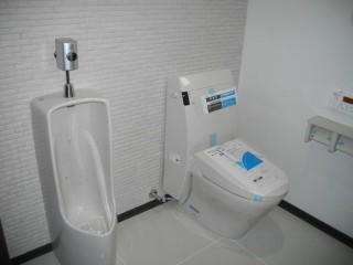 羽後町G邸 トイレ