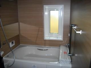 横手市SG邸 バスルーム