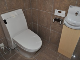 横手市JK邸 トイレ