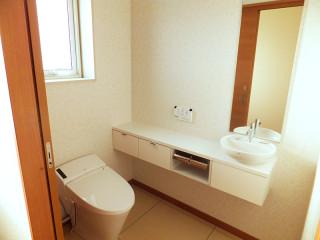 大仙市I邸 トイレ