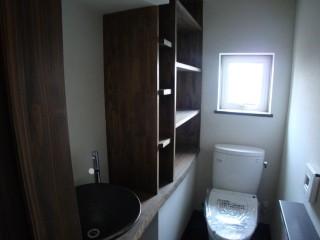 大仙市TM邸 トイレ