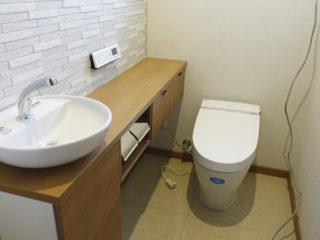 遠山邸 トイレ
