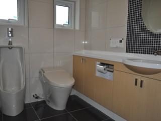 十文字MO邸 トイレ 洗面所