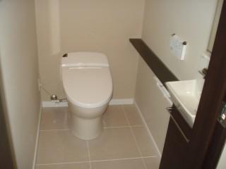 横手市S邸 トイレ